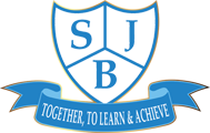 St. John The Baptist National School Logo