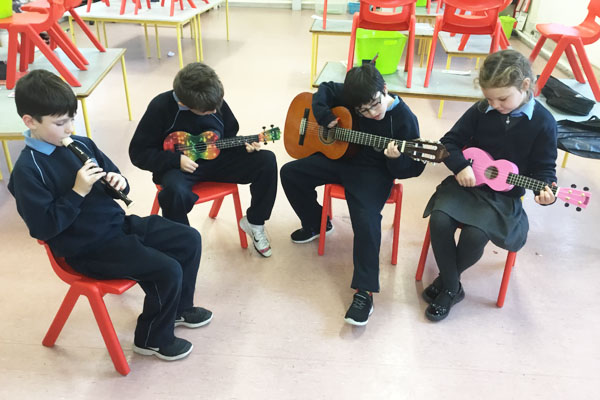 musical classes